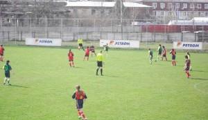 Comuna Adunaţi are o bază sportivă nouă