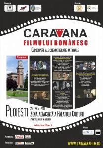 """""""Caravana filmului românesc"""" la Ploieşti"""