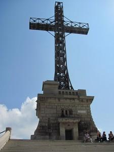 Crucea Eroilor Neamului sau Crucea de pe Caraiman