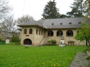 Casa Domnească de la Brebu