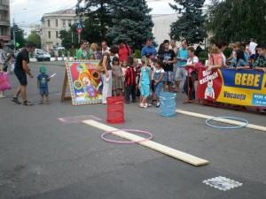 """Programul """"Vara copiilor"""" se bucură de succes !"""