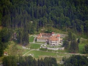 Legendele sumbre ale castelului din Buşteni