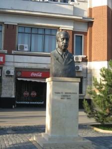 Omagiere Toma T. Socolescu