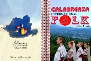 Festival folcloric internaţional, la Breaza