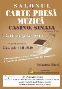 Salon de carte, la Sinaia