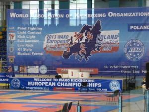 Sportivi prahoveni la Campionatul European de Kick Box