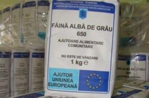 Noi produse vor fi oferite beneficiarilor ajutoarelor de la UE