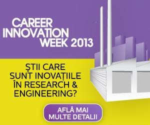 Ultima saptamana in care te poti inscrie la Career Innovation Week!