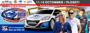 Campionatul National de Indemanare Auto, in parcarea Ploiesti Shopping City