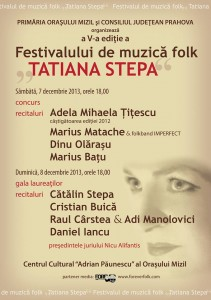 Festival de muzică folk, la Mizil