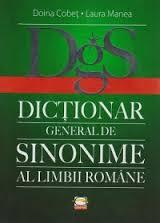 """""""Dicţionarul general de sinonime al limbii române"""""""