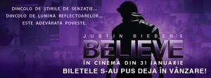 """""""Believe"""", filmul-concert al lui Justin Bieber, la Cinema City Ploieşti"""