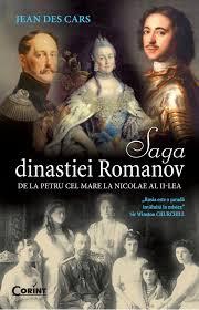 """""""Saga dinastiei Romanov.De la Petru cel Mare la Nicolae al II-lea"""""""