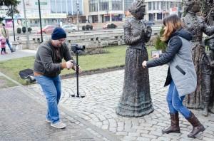 """Obiectivele culturale ale Ploieştiului, promovate prin videoclipul """"Happy in Ploieşti"""""""