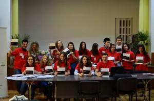 YouthBank Ploieşti premiază liceenii pentru implicarea în comunitate
