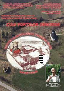 Ziua Porţilor Deschise, la Rezervația Arheologică Târgșoru Vechi