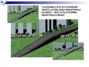 S-a semnat contractul pentru constructia pasajului Ploiesti Vest