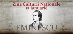 Omagiu lui Mihai Eminescu, la 165 ani de la naștere
