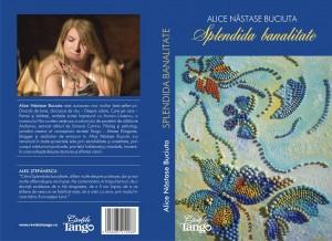 "Alice Nastase Buciuta lanseaza cartea ""Splendida banalitate"" in AFI Palace Ploiesti"