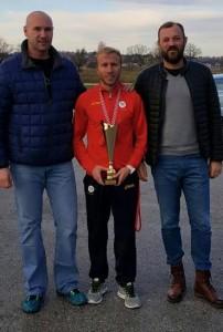 Marius Ionescu, dublu medaliat la Campionatul Balcanic de Cros!