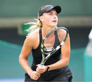O jucatoare de tenis din Prahova  urca in ierarhia mondiala WTA