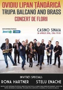 """Folk, folclor și rock! Luna concertelor """"de colecție"""", la Casino Sinaia!"""