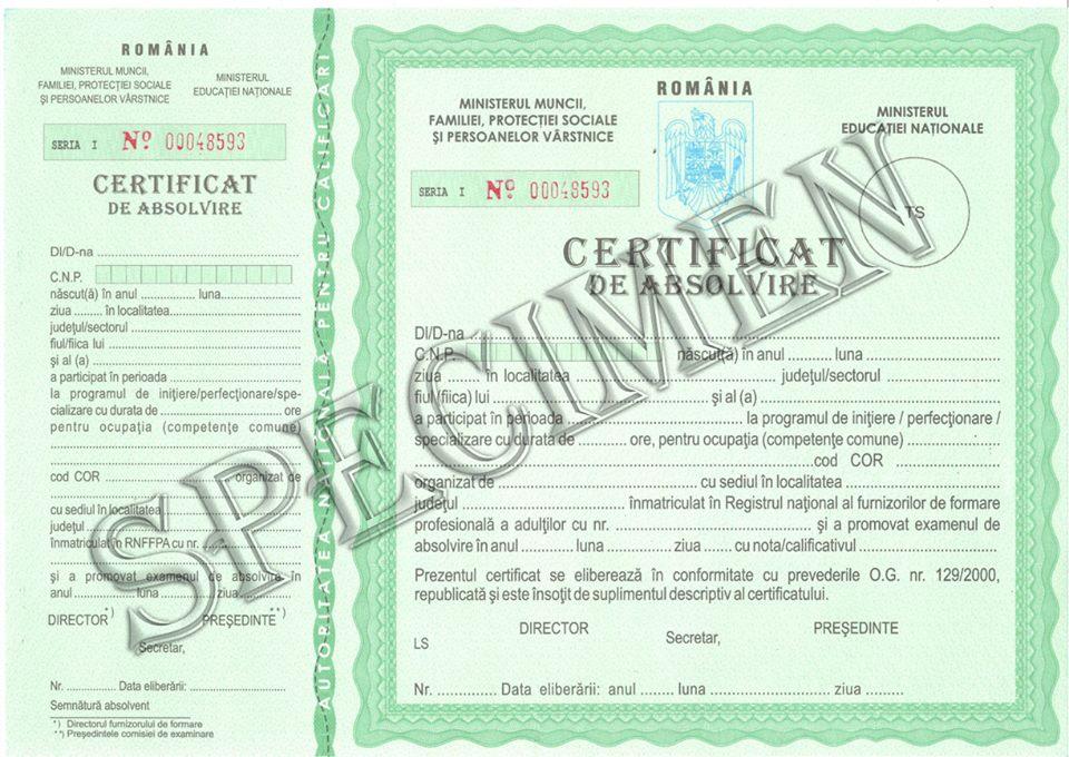 Diploma ANC