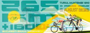 Provocarea Turului Munteniei: 265 de kilometri, parcurși…într-o singură zi!
