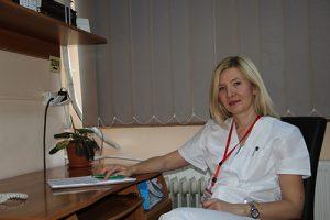 """CEL MAI APRECIAT MEDIC! Dr. Cristina Radu: """"Am depus un jurământ conform căruia viața pacientului primează și nicidecum orgoliile noastre!"""""""