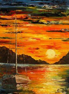 tablouri_maritime_navale_amalia_suruceanu_rasarit
