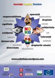 NO H8 la Campina