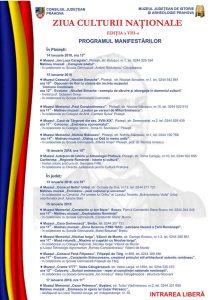 Ziua Culturii Naționale, sărbătorită la Muzeul Județean de Arheologie Prahova și secțiile sale