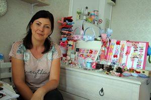 Gabriela Glod și lecția de antreprenoriat hand-made: DECORE, din Câmpina, locul unui vis împlinit și al petrecerilor tematice reușite!